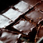 No bake nutella and coconut squares