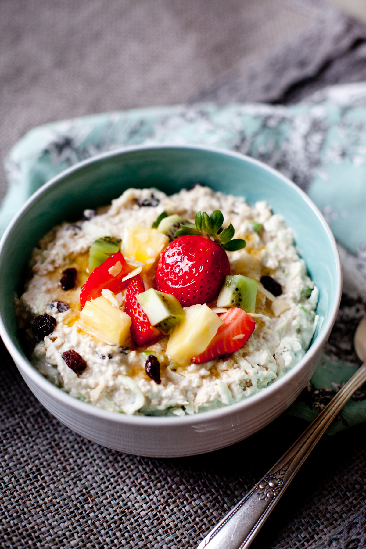 Easy Bircher Muesli Recipe