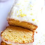Best Ever Lemon Loaf Cake - Moist, Easy and Delicious