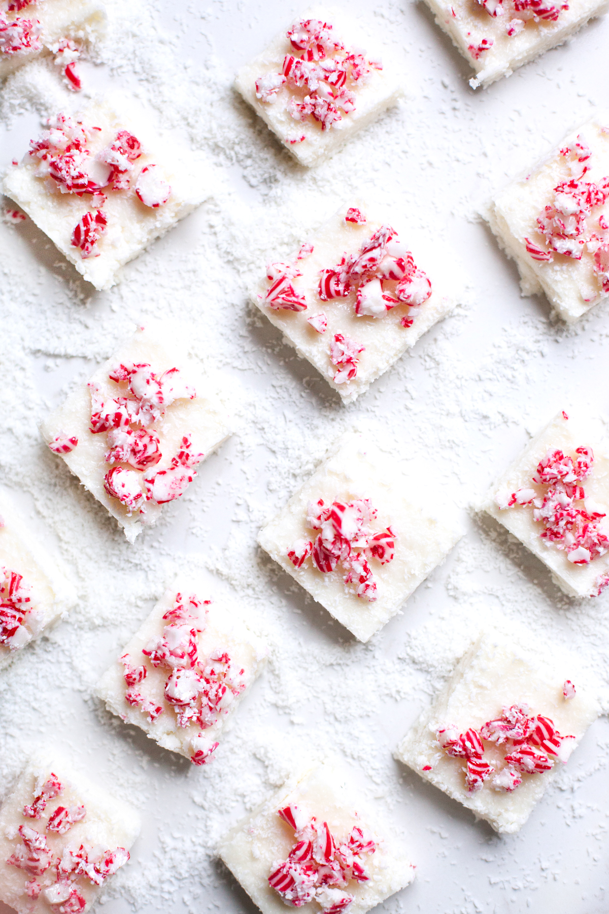 Candy Cane Coconut Ice - Perfect for Christmas DIY Gifts and just amazingly yum in general.