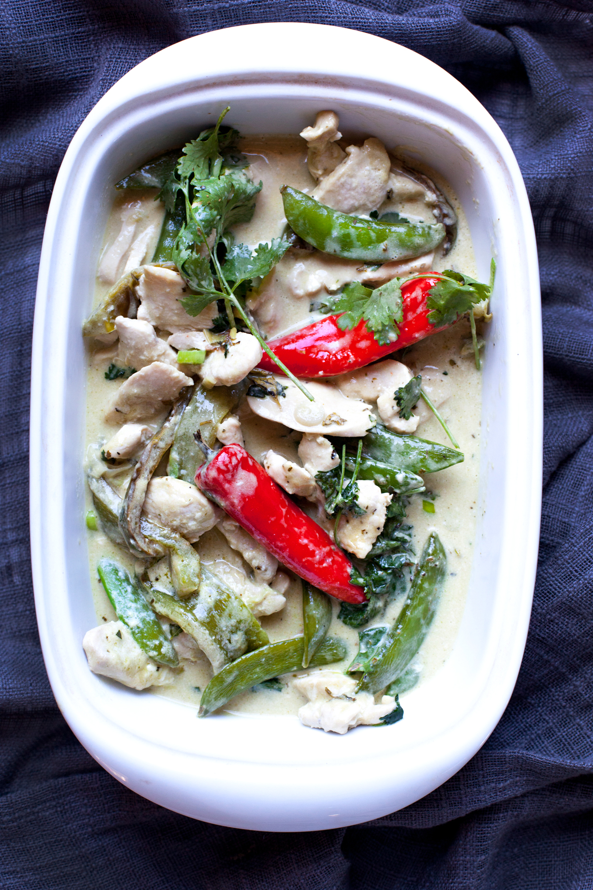 Easy Thai Green Chicken Curry 20 Minutes Dinner Ideas Chicken Recipes