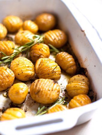 Lemon and Rosemary Roast Potatoes