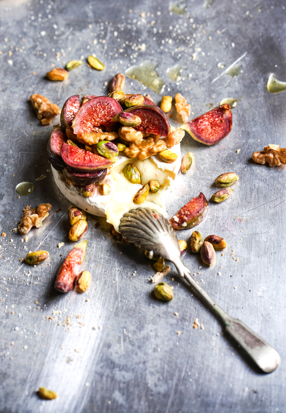 Camembert and Fig Topping-2