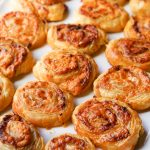 Easy pinwheels pastry recipe cooked