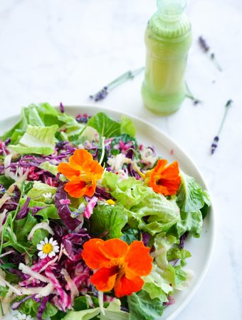 Beetroot Salad with Honey & Mustard Dressing