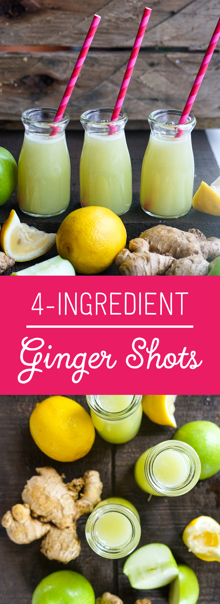 Healthy Ginger Shots to Help Prevent Flu