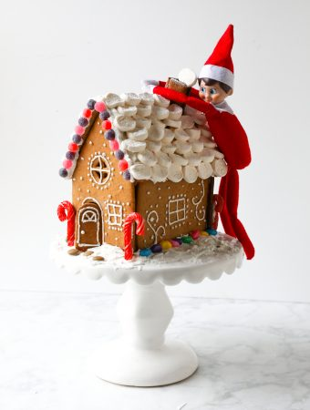 Step-by-Step Gingerbread House Tutorial