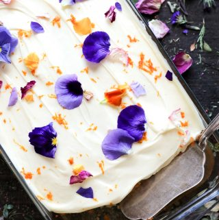Delicious Cake for Spring Celebrations