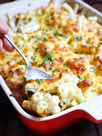 macaroni cheese recipe