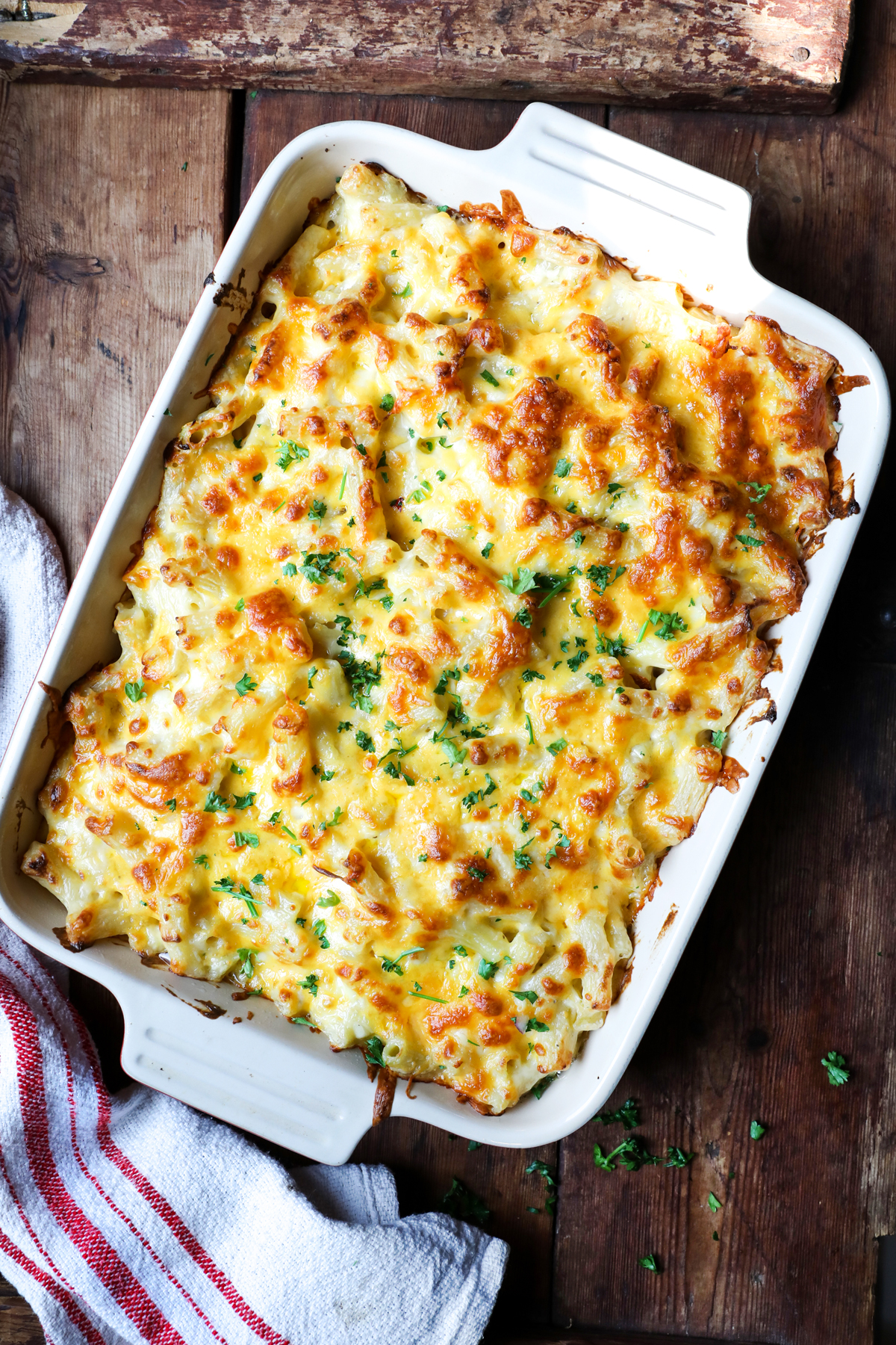 tried and tested macaroni cheese recipe